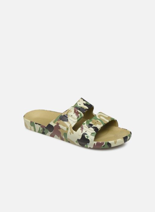 Wedges MOSES Army W Groen detail