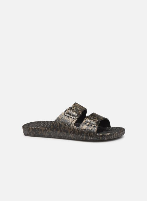 Mules & clogs MOSES Splatter W Black back view