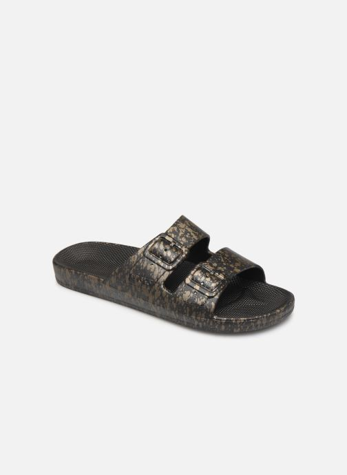 Mules & clogs MOSES Splatter W Black detailed view/ Pair view