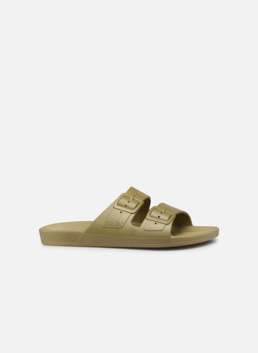 Sandales et nu-pieds MOSES Basic M Vert vue derrière