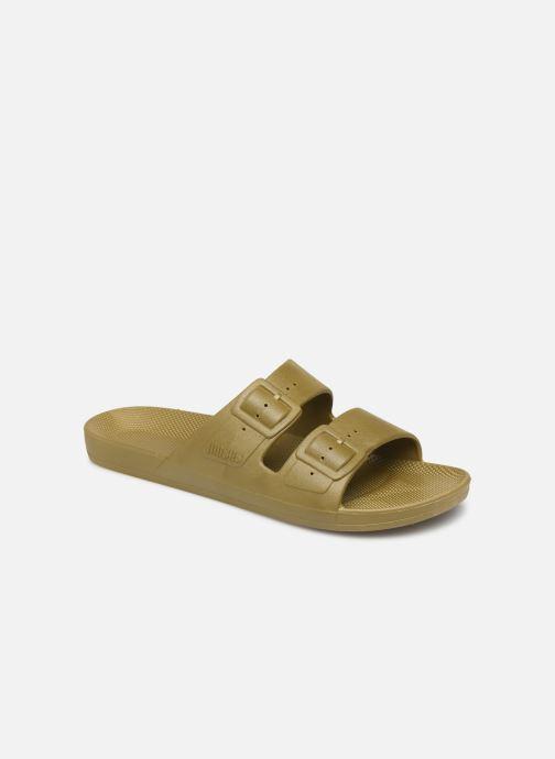 Sandales et nu-pieds MOSES Basic M Vert vue détail/paire
