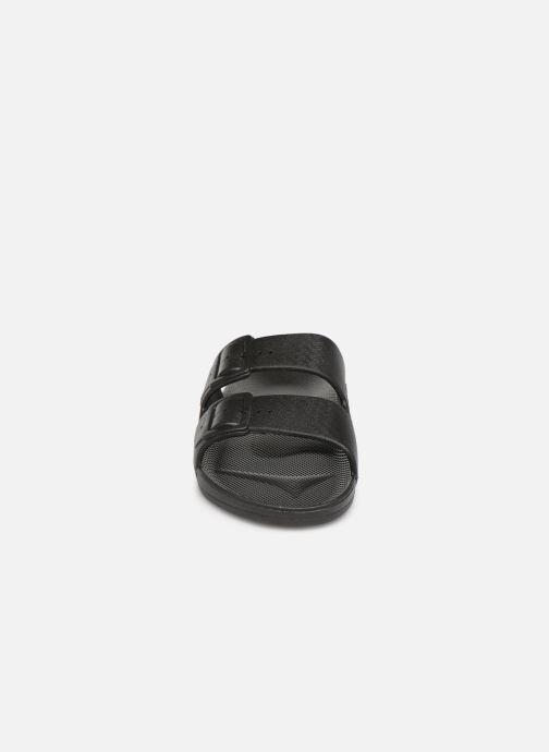 Sandales et nu-pieds Freedom Moses Basic M Noir vue portées chaussures