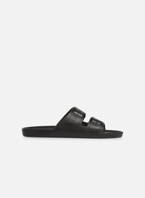 Sandales et nu-pieds Freedom Moses Basic M Noir vue derrière