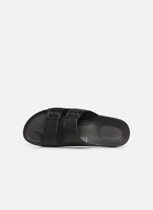 Sandalen MOSES Basic M Zwart links