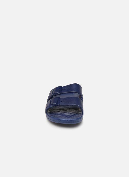 Sandales et nu-pieds MOSES Basic M Bleu vue portées chaussures