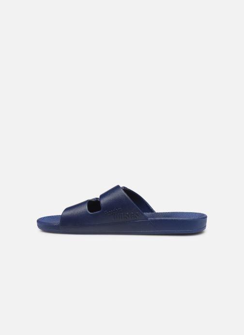 Sandales et nu-pieds MOSES Basic M Bleu vue face