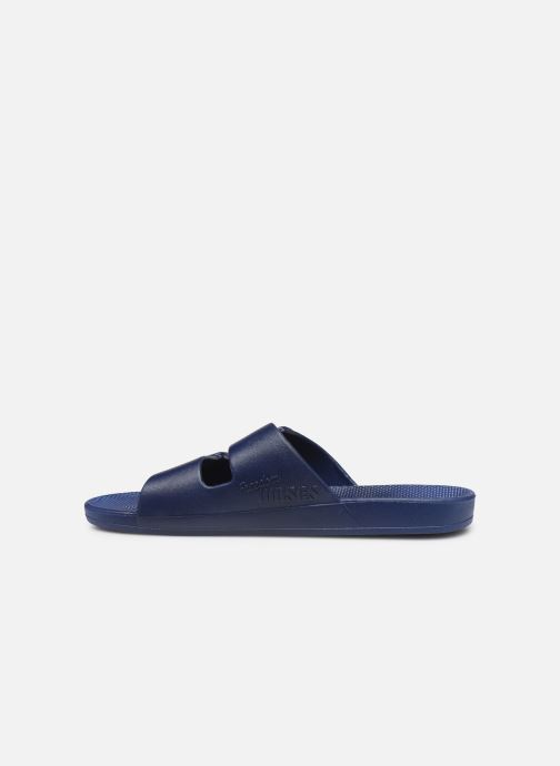 Sandales et nu-pieds Freedom Moses Basic M Bleu vue face