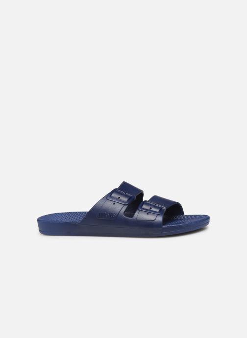 Sandales et nu-pieds MOSES Basic M Bleu vue derrière