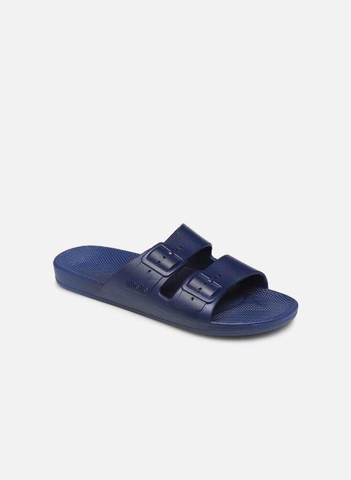 Sandales et nu-pieds MOSES Basic M Bleu vue détail/paire