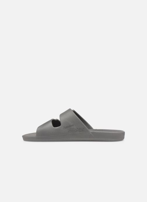 Sandals MOSES Basic M Grey front view