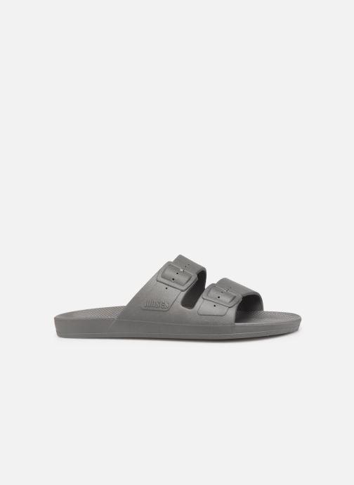 Sandales et nu-pieds MOSES Basic M Gris vue derrière