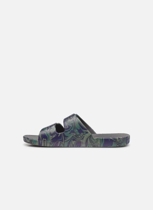 Sandales et nu-pieds MOSES Jasper M Vert vue face