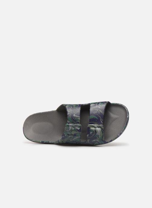 Sandales et nu-pieds MOSES Jasper M Vert vue gauche