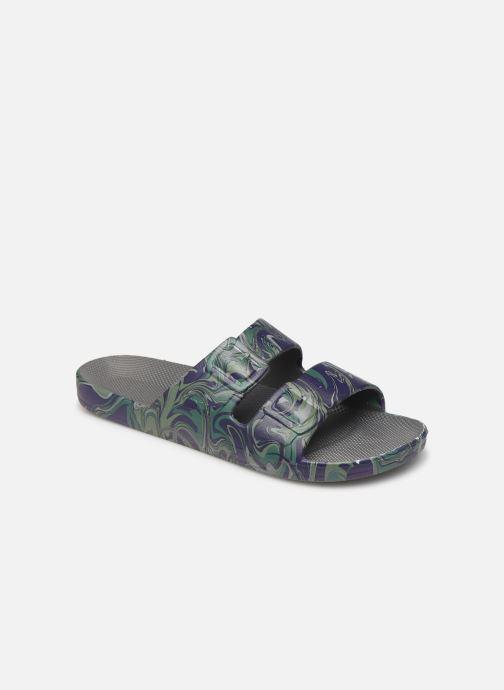 Sandales et nu-pieds MOSES Jasper M Vert vue détail/paire