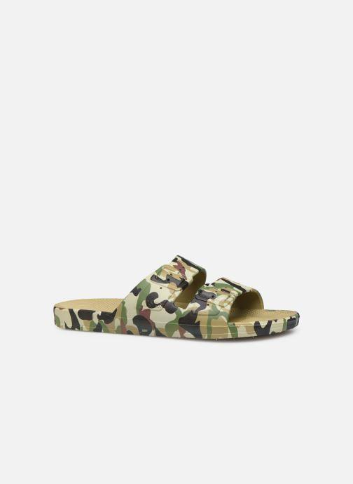 Sandales et nu-pieds MOSES Army M Vert vue derrière