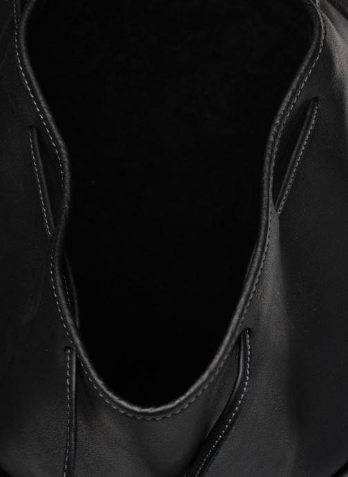 Mochilas Aperture Xavier Negro vistra trasera