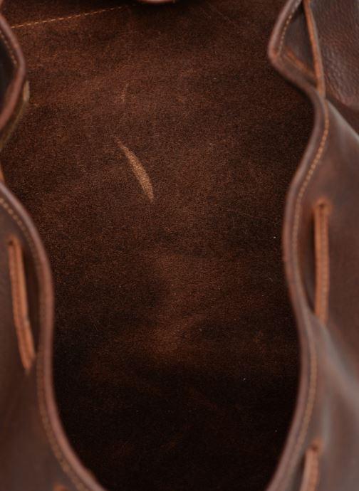 Rucksäcke Aperture Xavier braun ansicht von links