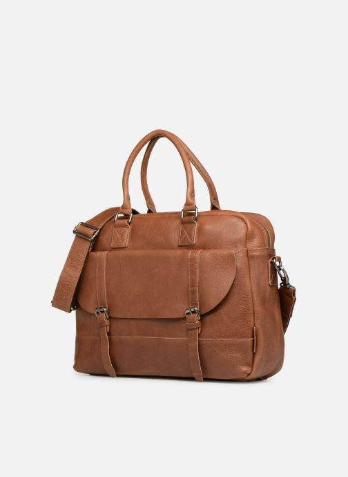 Men's bags Aperture Antoine Brown model view