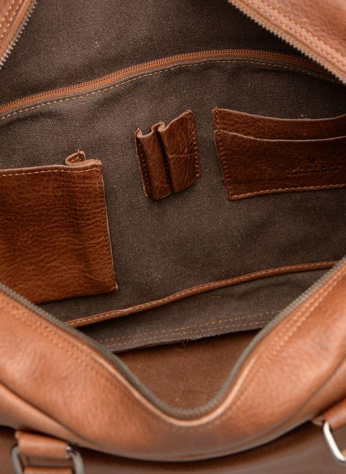 Men's bags Aperture Antoine Brown back view