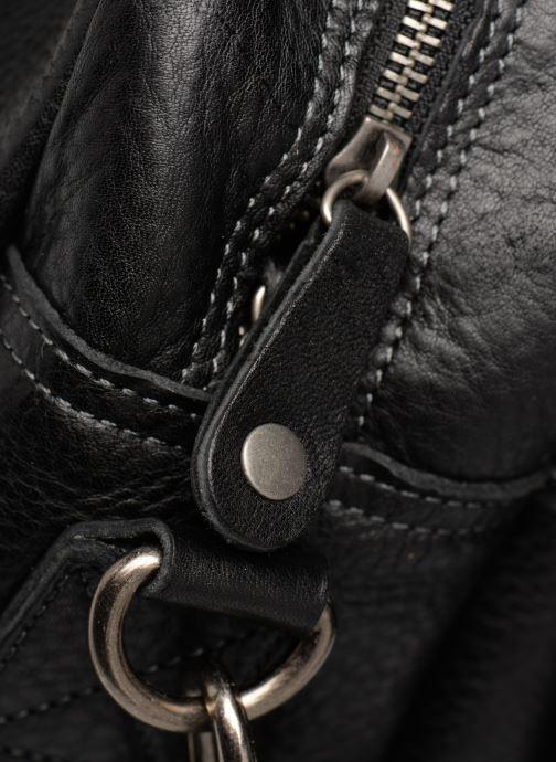 Herrentaschen Aperture Antoine schwarz ansicht von hinten