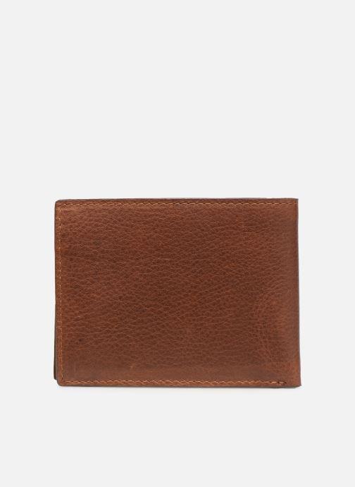 Portemonnaies & Clutches Aperture Louis braun ansicht von vorne