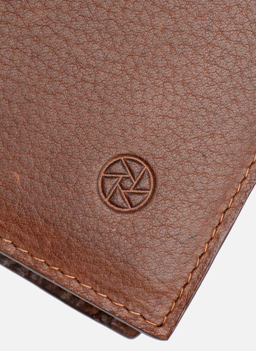 Portemonnaies & Clutches Aperture Louis braun ansicht von hinten