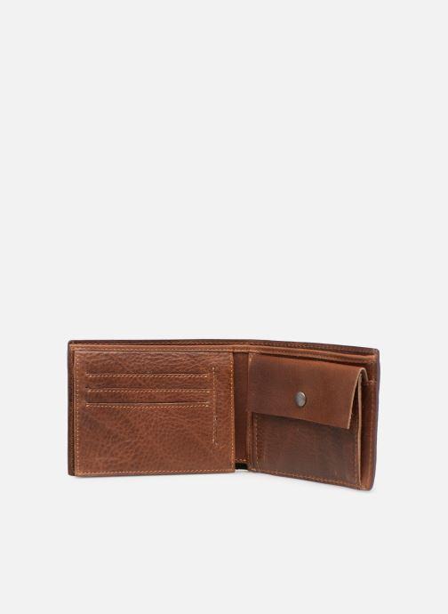 Portemonnaies & Clutches Aperture Louis braun ansicht von links