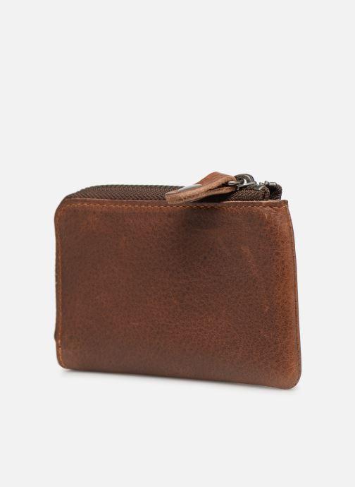 Portemonnaies & Clutches Aperture Noé braun ansicht von rechts