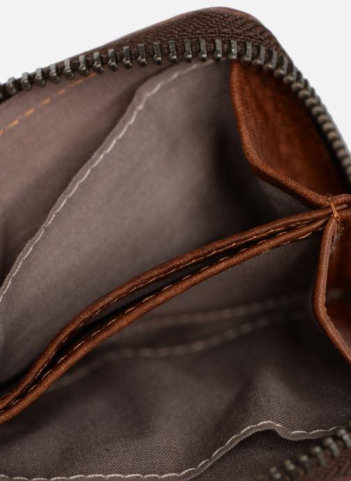 Portemonnaies & Clutches Aperture Noé braun ansicht von links