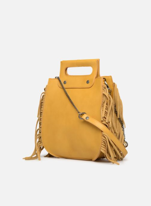 Handväskor Sabrina Blair Gul Bild från höger sidan