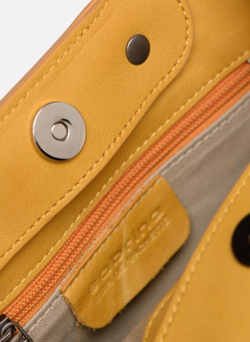 Handväskor Sabrina Blair Gul bild från baksidan