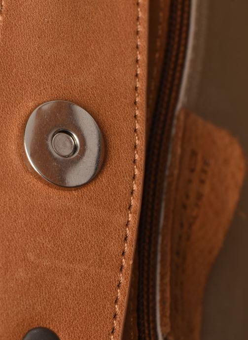 Handtaschen Sabrina Blair braun ansicht von hinten