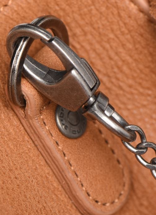 Handtaschen Sabrina Blair braun ansicht von links