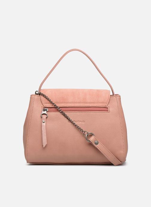 Handtaschen Sabrina Elena rosa ansicht von vorne