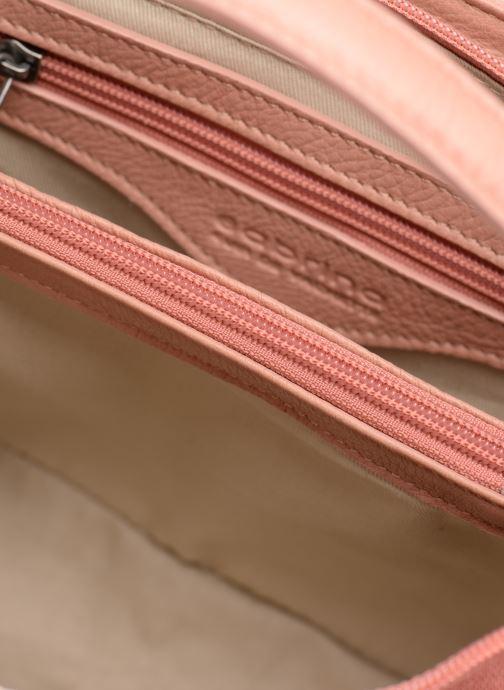 Handtaschen Sabrina Elena rosa ansicht von hinten