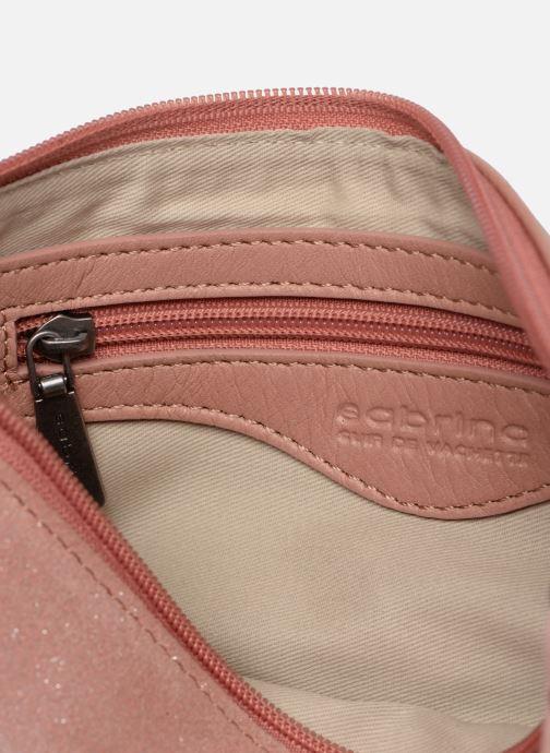 Handtassen Sabrina Evelyne Roze achterkant