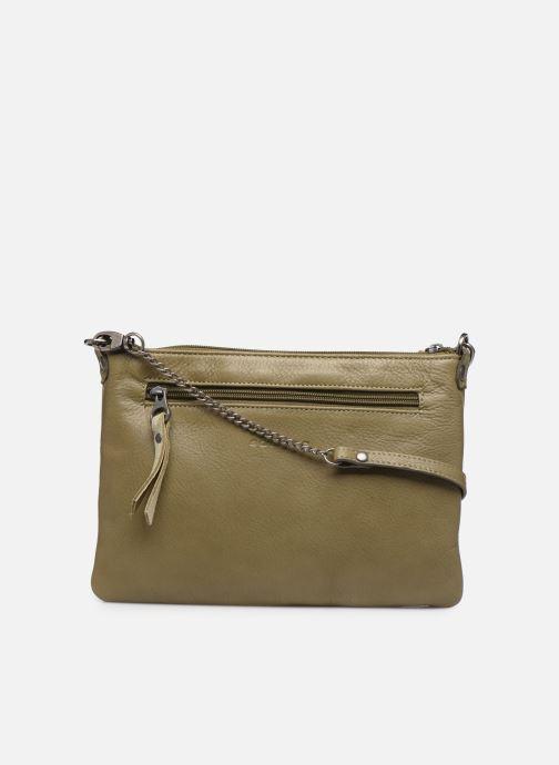 Handtaschen Sabrina Evelyne grün ansicht von vorne