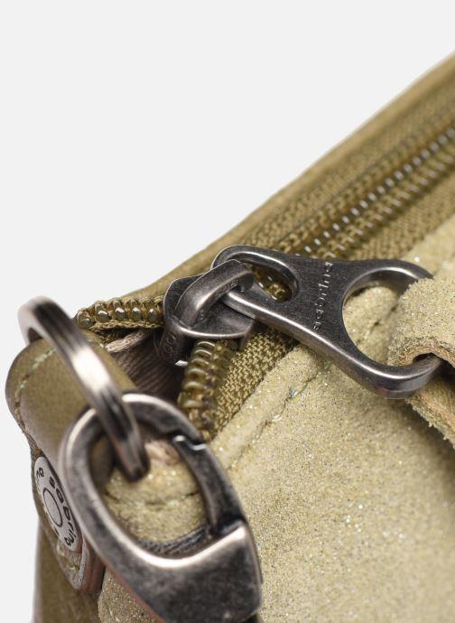 Handtaschen Sabrina Evelyne grün ansicht von hinten