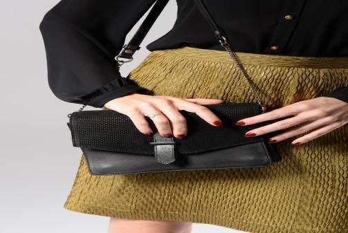 Bolsos de mano Sabrina Dorothée Negro vista de abajo