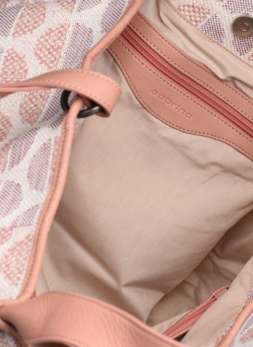 Handtaschen Sabrina Axelle beige ansicht von hinten