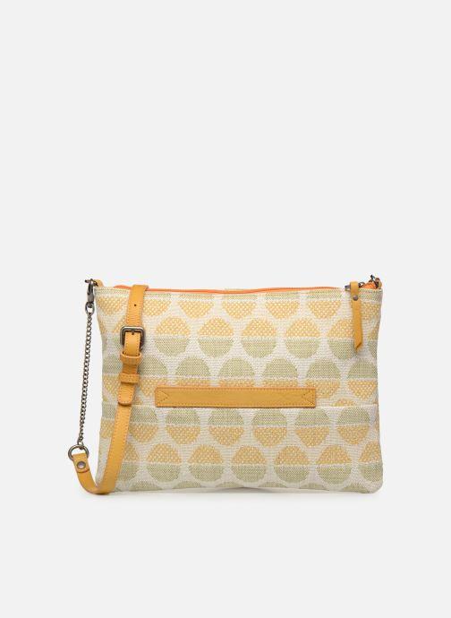 Handbags Sabrina Ambre Yellow front view