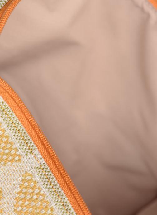Handbags Sabrina Ambre Yellow back view