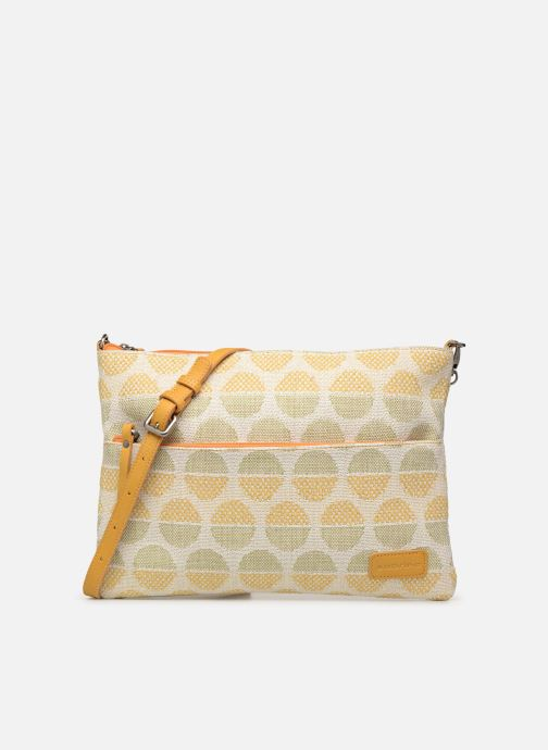 Handbags Sabrina Ambre Yellow detailed view/ Pair view