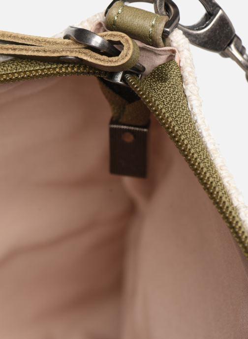 Handtaschen Sabrina Ambre grün ansicht von hinten