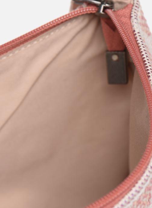 Handtassen Sabrina Ambre Roze achterkant