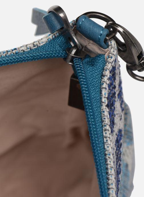 Handtaschen Sabrina Ambre blau ansicht von hinten