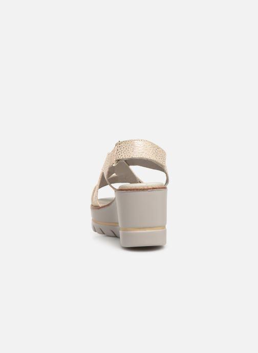 Callaghan 355994 Lakeline 3 beige Sandalen qwBnrfAx4q