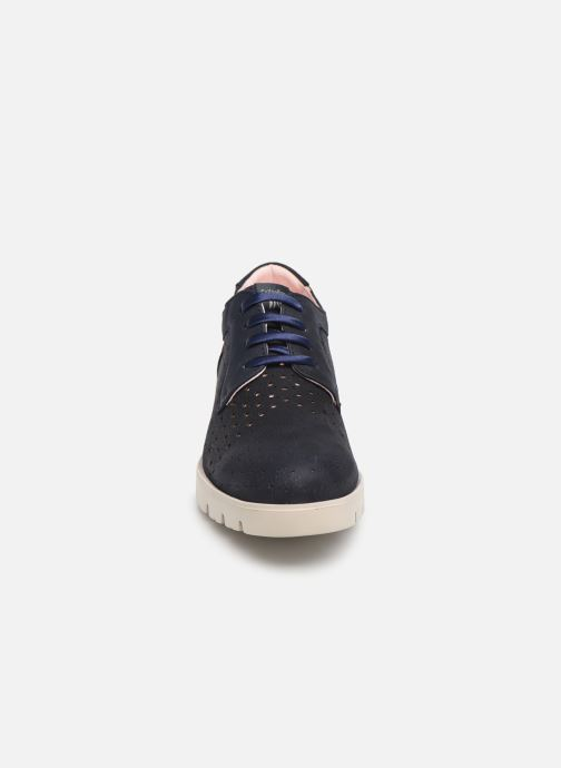 Lace-up shoes Callaghan Haman 2 Blue model view