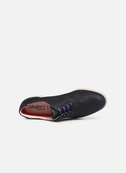 Lace-up shoes Callaghan Haman 2 Blue view from the left