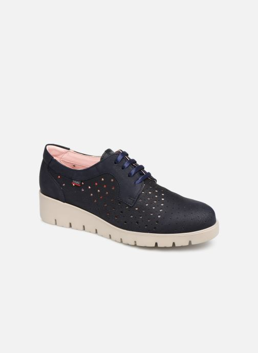 Lace-up shoes Callaghan Haman 2 Blue detailed view/ Pair view